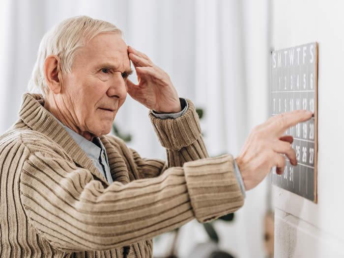 seniors cognitive decline